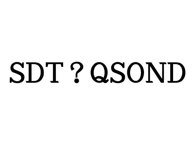 ある法則で並んでいるアルファベット「SDT?QSOND」があります。法則が成り立っているとするなら